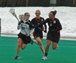 Women's Lacrosse Team Beats Up On Bison