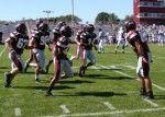 Raider Football Upsets Minutemen