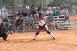 Colgate Softball Falls Back Down to Earth