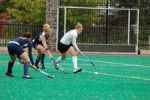 Field Hockey Moves Into Second