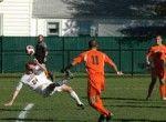 Leach Goal Keeps 'Gate in First