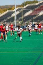 Field Hockey Fights for Playoff Berth Down the Stretch