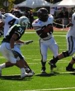 Football Defeats Dartmouth for Fourth Straight Time
