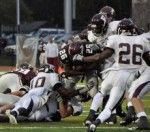 Undefeated Colgate Football Team Batters the Fordham Rams