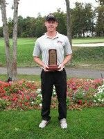 Ake Wins Individual Title at ECAC Championships