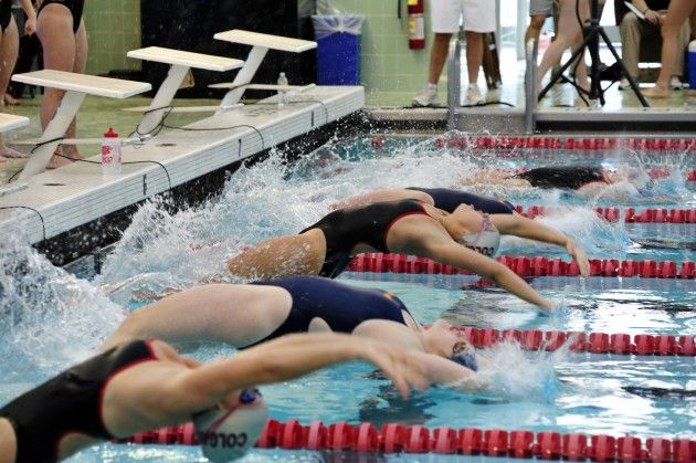 Women's S + D Sets Two Records in Win over Cornell