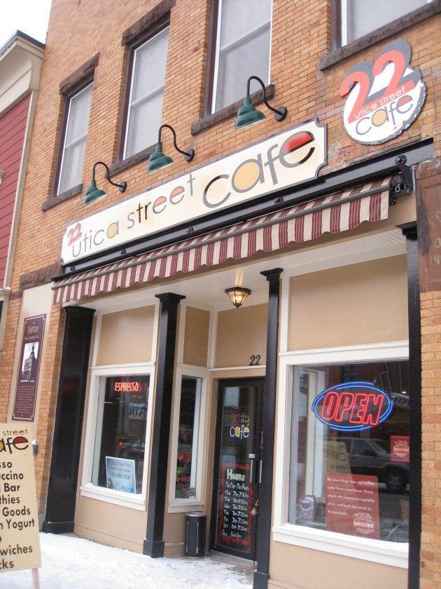 22 Utica Street Caf?e