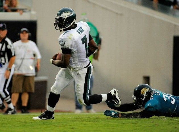 Michael Vick Returning to Stardom