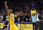 Lakers Lead Pack of NBA Title Contenders
