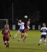 Women's Soccer Climbs to 3-2-1 in Patriot League