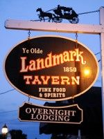Dine or Decline: Ye Olde Landmark Tavern