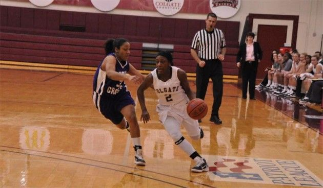 Women's Basketball Splits Weekend Play