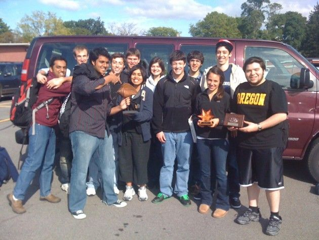 Debate Team Ranked 13th in the World