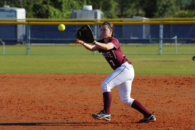 Women's Softball Sweeps Army