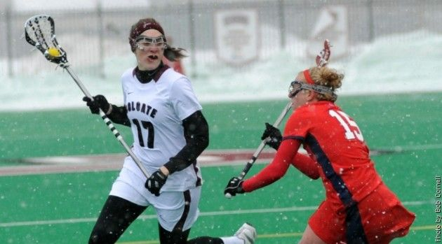 Women%27s+Lacrosse+Suffers+Tough+Loss+on+the+Road
