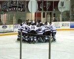 Ice Hockey Team Rallies Around Sophomore Starter