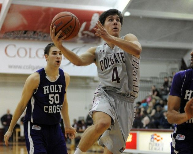 Men's Basketball on Rebound, Crushes the Crusaders