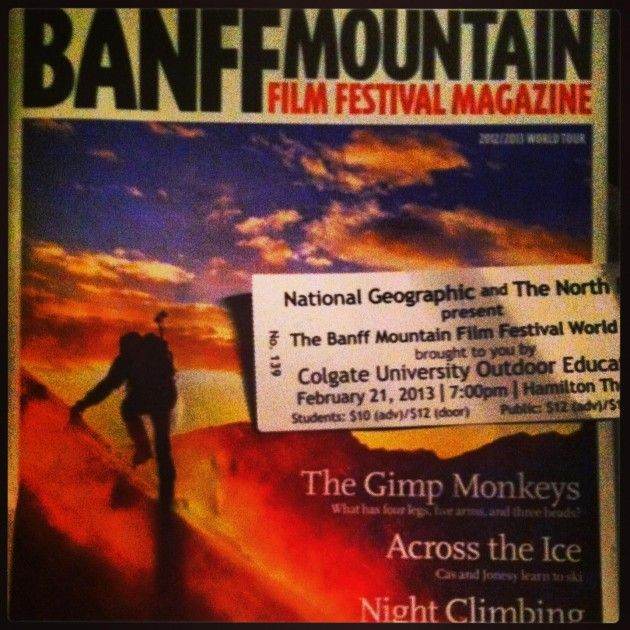 Banff+Mountain+Film+Festival+Showcases+World%27s+Best+Films+About+Mountain+Sports+and+Culture