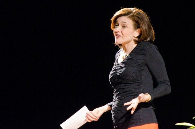 Sheryl+Sandberg+Kicks+Off+Entrepreneur+Weekend