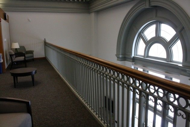 Lathrop+Hall+Reopens+After+Renovations
