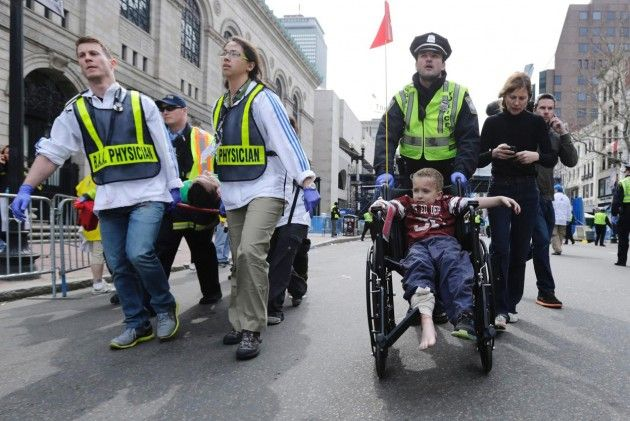 Boston Marathon Bombing: