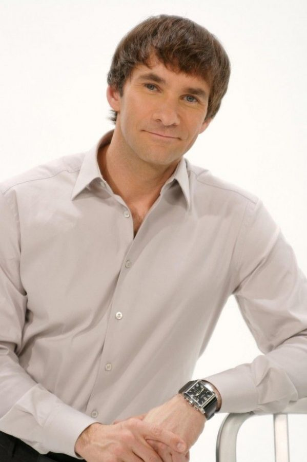 Author+Keith+Ferrazzi+Discusses+Networking+as+Homecoming%27s+Keynote+Speaker