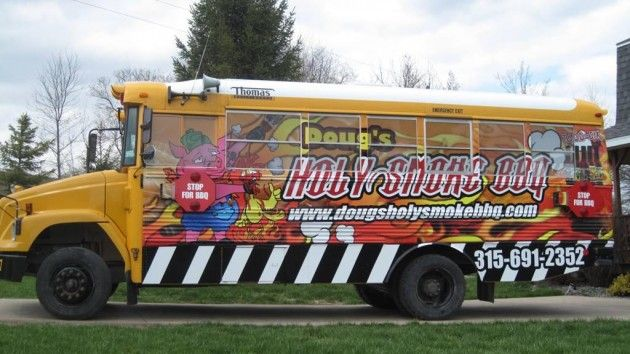 Late Night Food Truck is Ready to Roll