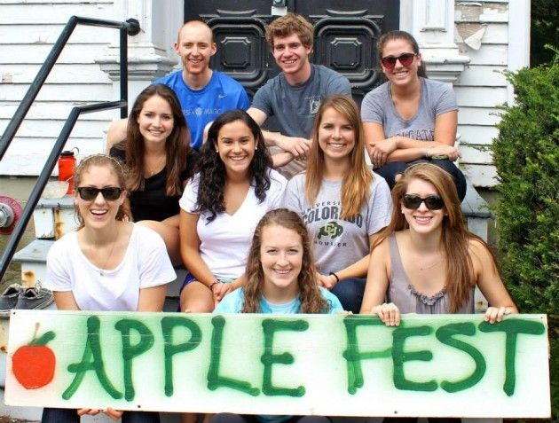 AppleFest Brings Sweet Treats to the Loj