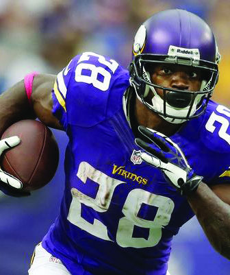 Is Adrian Peterson worth taking with the first overall pick?