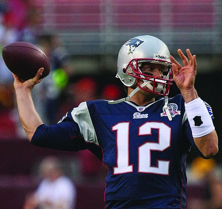 Tom Brady will be the Patriots quarterback when they open the regular season at home against the Pittsburgh Steelers.