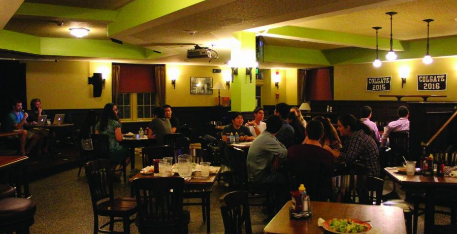 Trivia Night at Donovan's Pub is a fun weekly event for fans of friendly competition.