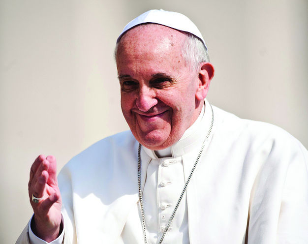 Pope+Francis+spoke+on+a+variety+of+issues+facing+Americans.%C2%A0