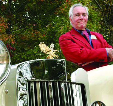 Local entrepreneur Art Zimmer bought the Zimmer Neo-Classic Car Company, resurrecting it from bankruptcy.