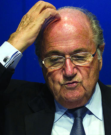 Sepp Blatter and several members of the FIFA organization have brought disgrace to the globally loved game.