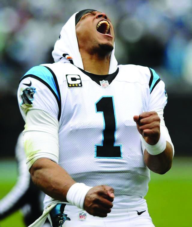 MVP+Candidate+Cam+Newton+will+try+to+lead+his+Carolina+Panthers+to+the+franchises%E2%80%99+first+ever+Super+Bowl+victory+this+coming+Sunday.%C2%A0