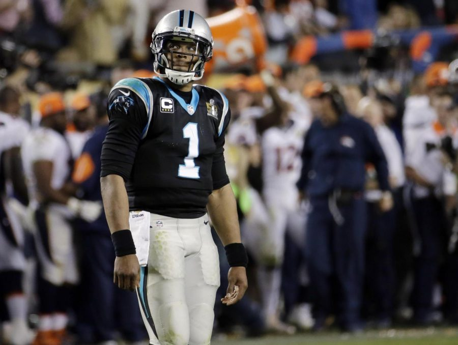 NFL+MVP+Cam+Newton+wasn%E2%80%99t+able+to+lead+his+Panthers+and+their+avid+fans+to+the+franchises+first+Super+Bowl+victory+this+past+Sunday.%C2%A0