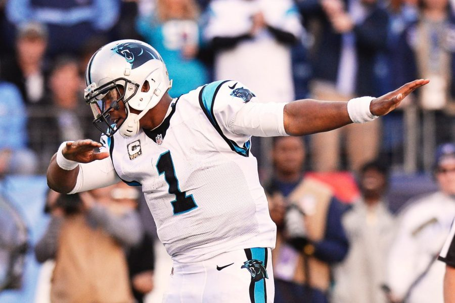 NFL MVP Cam Newton wasn't able to lead his Panthers and their avid fans to the franchises first Super Bowl victory this past Sunday.