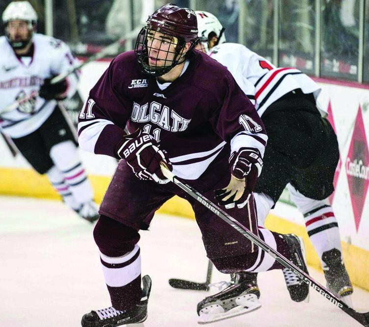 %C2%A0Junior+defenseman+Jake+Kulevich+tallied+five+assists+last+weekend%2C+earning+the+NCAA.com+3rd+Star+of+the+Week.