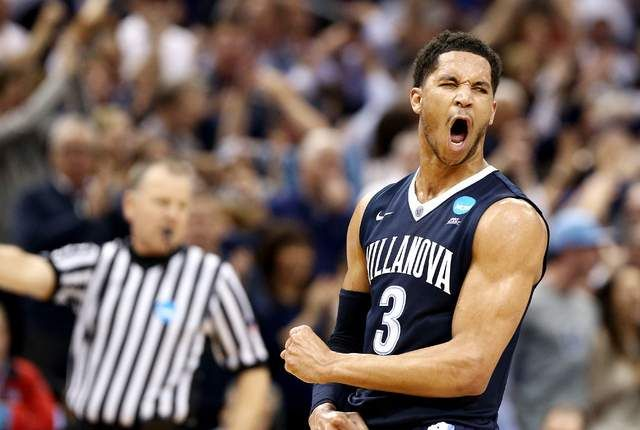 Josh Hart has been one of many to help lead Villanova to its first Final Four since 2009. The Wildcats have used strong trap defense and stellar shooting in the early rounds to silence their cirtics.