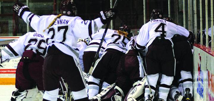 After+a+tough+loss+to+Harvard+the+previous+night%2C+the+Raiders+beat+the+Crimson+3-2+in+an+epic+overtime+victory+in+what+was+the+last+Division+I+hockey+game+to+be+played+at+Starr+Rink.