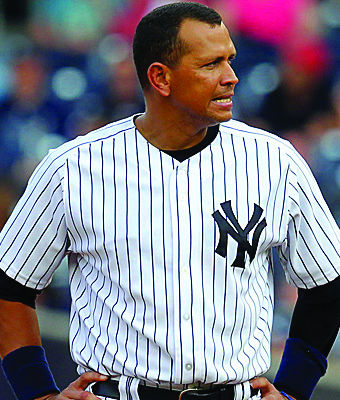 A-Rod publicly admitted to his performance-enhancing drug use during the 2001-2003 seasons, despite previous statements otherwise.