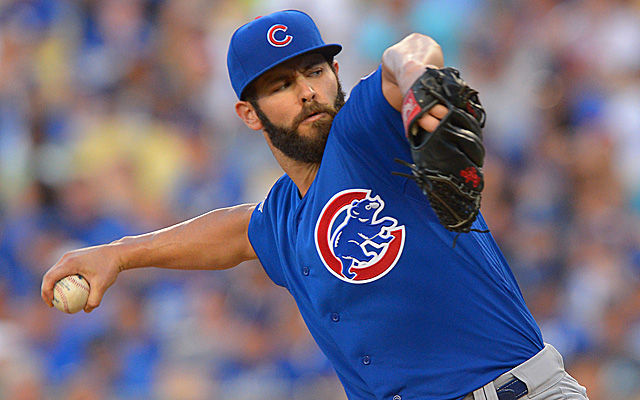 Jake+Arrieta+hopes+to+lead+the+Chicago+Cubs+to+their+first+World+Series+Championship+since+1908.