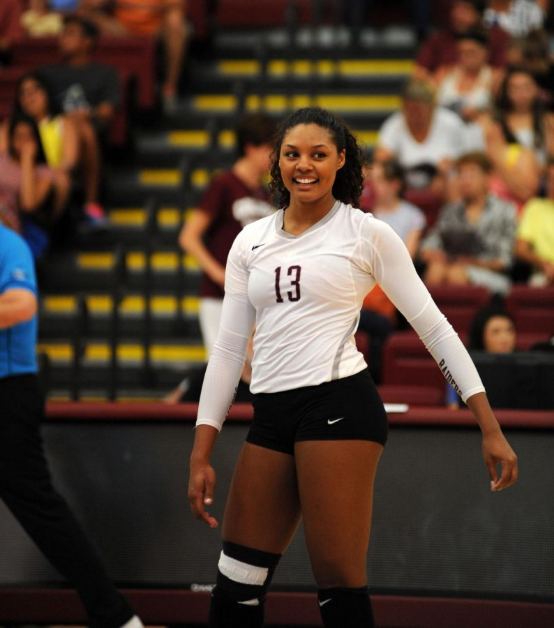 The volleyball team maintained its momentum, picking up two additional wins on the road this past weekend.