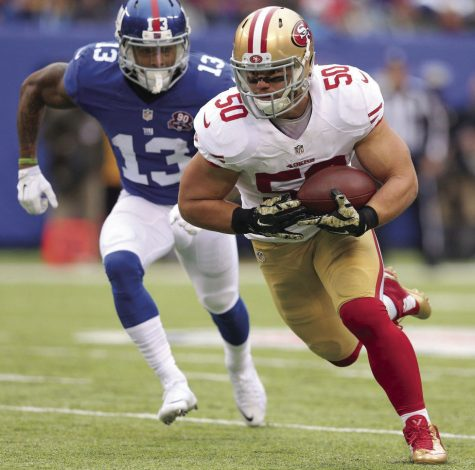 Retired San Francisco 49ers linebacker Chris Borland was one of the first to retire from professional football early in his career. CTE and mental health issues threaten every NFL player despite 15-yard penalties for headshots.