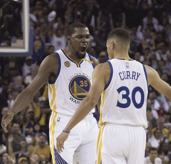 With the creation of a few new superteams, the Warriors will still be the team to beat in the NBA this season.