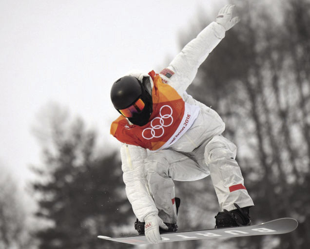 Shaun+White+reclaimed+his+place+in+the+national+spotlight+and+took+home+the+gold+in+the+halfpipe+on+Valentine%E2%80%99s+Day.+This+was+his+third+gold+medal+of+his+Olympic+career.+White+has+been+gathering+accolades+since+2003%2C+when%2C+as+a+17-year-old%2C+he+won+gold+in+the+X+Games+superpipe+event.