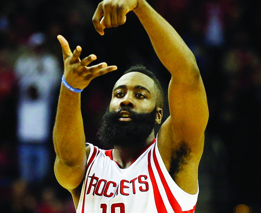 James Harden's scoring abilities may create difficulties for the Warriors in the playoffs.