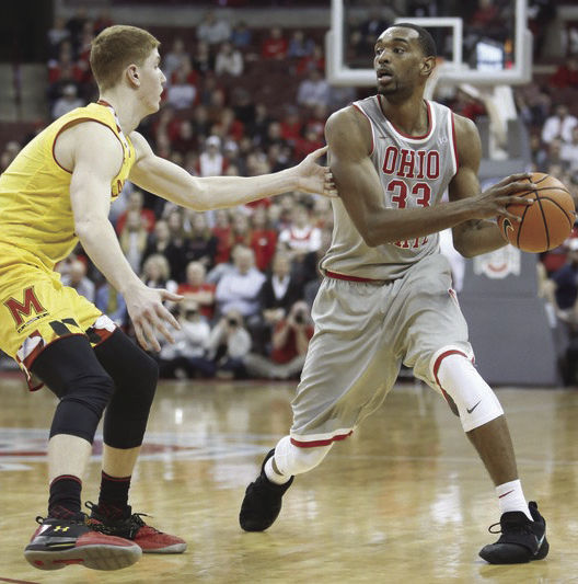 Ohio State's Keita Bates-Diop was this year's Big Ten Player of the Year and is a Wooden Award finalist. Texas Tech, led by Keenan Evans, is another team to look out for in March. The Red Raiders lockdown defense could come up big.