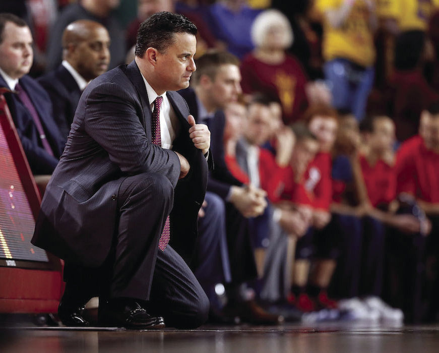 After being caught on a wire-tap discussing a $100,000 transaction to lock down top recruit DeAndre Ayton, University of Arizona coach Sean Miller has been sidelined. Although analyst Jay Bilas says this scandal is career-ending for Miller, his future with Arizona has yet to be determined.