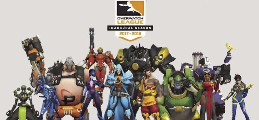 Overwatch, a futuristic first-person-shooter game, has changed the face of e-sports with the debut of the Overwatch League this past January.